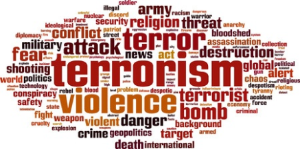 Terrorism-word-cloud